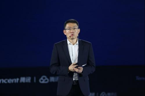 """腾讯云首次发布""""AI即服务""""战略 """"智能云""""打造开放生态圈"""